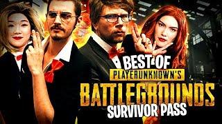BEST OF : Soirée spéciale Survivor Pass PUBG !