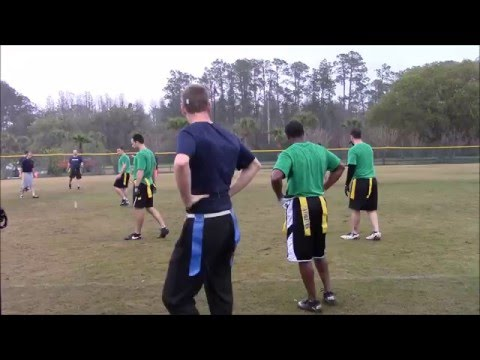 February 28, 2015 - #1 Navy Blue vs  #8 Kelly Green - Idlewild Winter League Playoffs Game 3