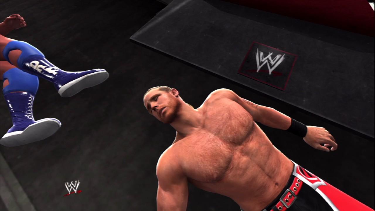 WWE 2K14 - Shawn Michaels vs. Ric Flair (WrestleMania 24