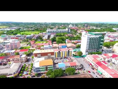 Labuan city reviev phantom4