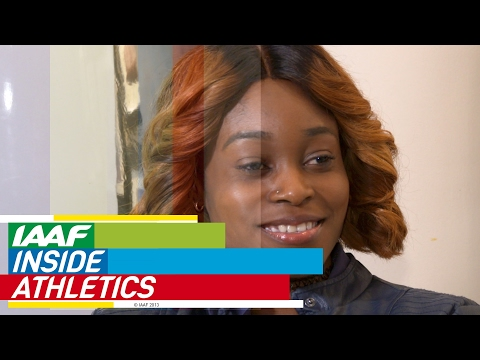 IAAF Inside Athletics - Season 5 - Episode 8 - Elaine Thompson