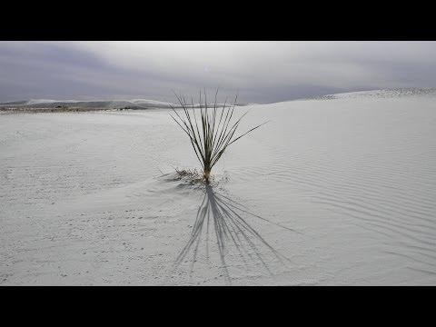 White Sands New Mexico & El Paso Texas Road Trip