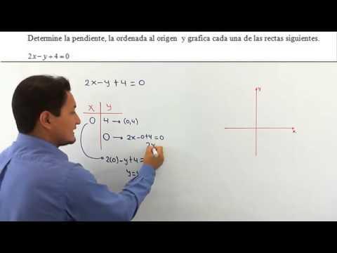 Download Geometra Analtica  Determinacin de la pendiente