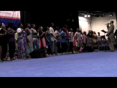 National Baptist Convention - Young Adult Rehearsal