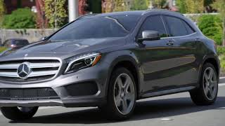 Mercedes benz GLA 2018-19