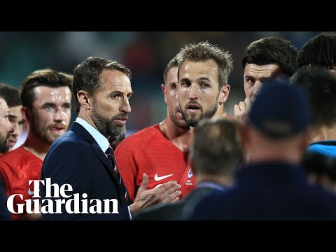 Gareth Southgate and England take strength from odious Sofia experience