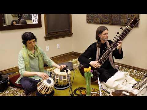 Raga Pilu - Sitar and Tabla - House Concert in Toronto