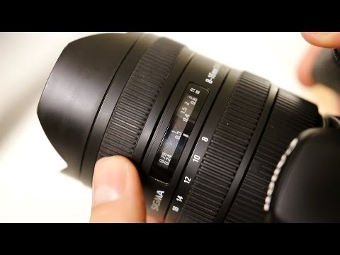Sigma 8-16mm F/4.5-5.6 DC HSM Lens Review (with Samples)