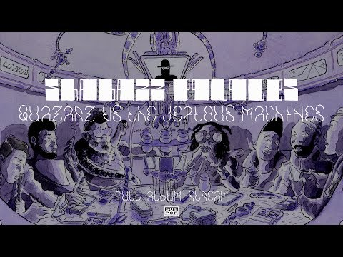 Shabazz Palaces - Quazarz vs. The Jealous Machines [FULL ALBUM STREAM]