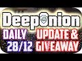 DeepOnion Update & $ONION Take off? + Free Coins!