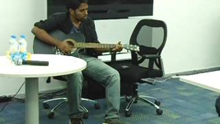 Guitar Mashup | Aadat/Bhula Do/Sajni/Woh Lamhein/ Gulabi Aankhein/Teri Galiyaan | by Krishna Pawar