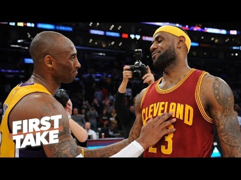 Stephen A. Would Take Kobe Over LeBron In Final Two Minutes Of Game | First Take | ESPN