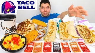 taco bell challenge