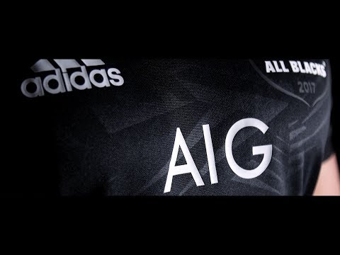 adidas All Blacks Limited Edition Territory Jersey