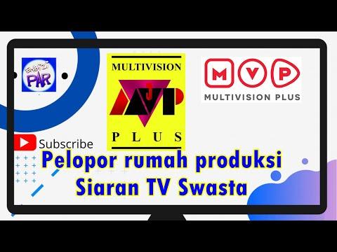 Kompilasi Logo Multivision Plus - Dari Masa Ke Masa
