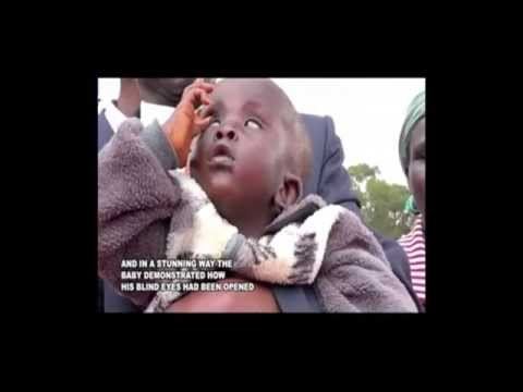 STUNNING MIRACLE The LORD Creates A New Iris, Eldoret August 2015 Revival - Prophet Dr. Owuor