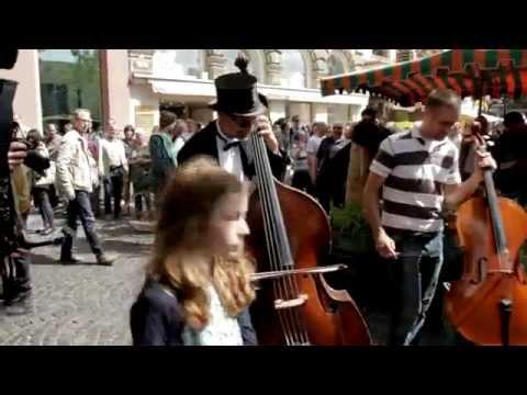 Flashmob Mainz: Beethovens 9.Sinfonie - Ode an die Freude