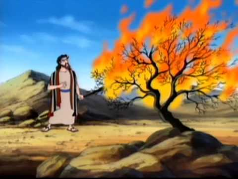 Bible Cartoon/Animation - The Story of Moses (in Thai audio) - YouTube