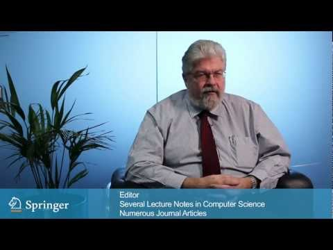 The Springer Story. Alejandro Buchmann, about his experience being an LNCS Editor and Book Author