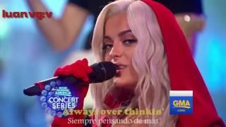 Bebe Rexha - I Got You ( Live ) Lyrics + Sub. Español