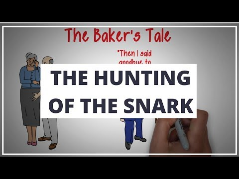 THE HUNTING OF THE SNARK BY LEWIS CARROLL // ANIMATED BOOK SUMMARY