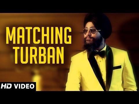 Matching Turban - Gursim Singh - Raftaar Records - New Punjabi Songs 2014  - Official Song