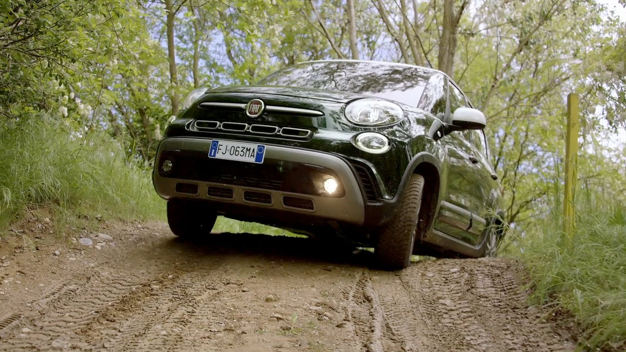 2017 fiat 500l cross 500l wagon youtube. Black Bedroom Furniture Sets. Home Design Ideas