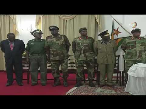 Mugabe Addresses The Nation (Full Speech )