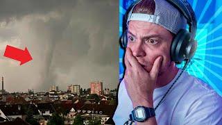 Toto nieje sranda! Tornádo v českom meste Hodonín včera narobilo brutálne škody. Keď som videl videá z tejto udalosti ostalo mi extrémne smutno. Myslíte si ...