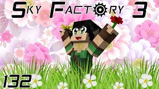 Sky Factory 3 (Minecraft Modded) Ep:132 The Florist