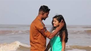 Raat Chandana (रात चांदणं) | Romantic Marathi Song | Nikhil Pagare , Nidhi Dive