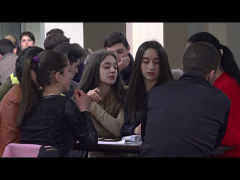 Աշակերտական ինտելեկտուալ փառատոն ՇՊՀ-ում 24-25.02.2018