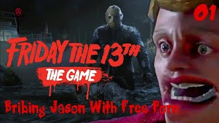 Friday the 13th: The Game | Bribing Jason With Free Porn