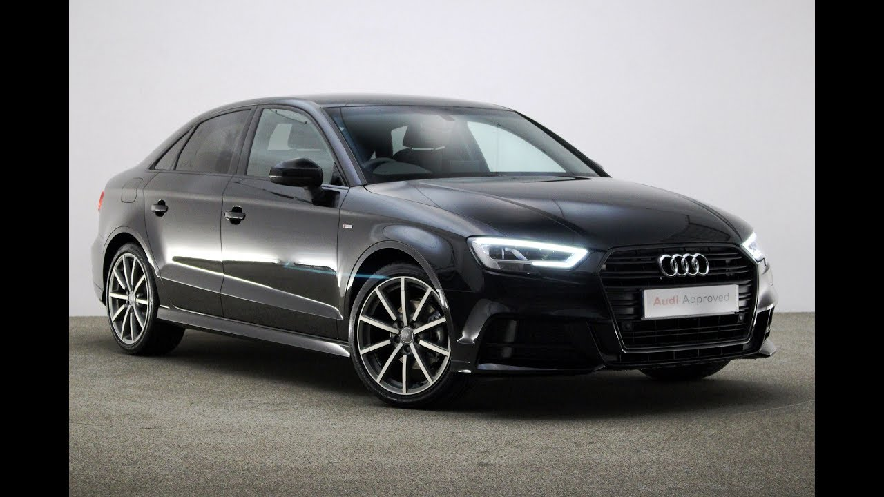 Rj17dhu Audi A3 Tfsi S Line Black Edition Reading Audi
