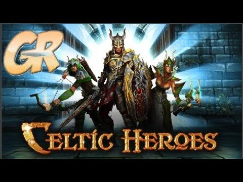 Celtic Heroes Gameplay Android First Play