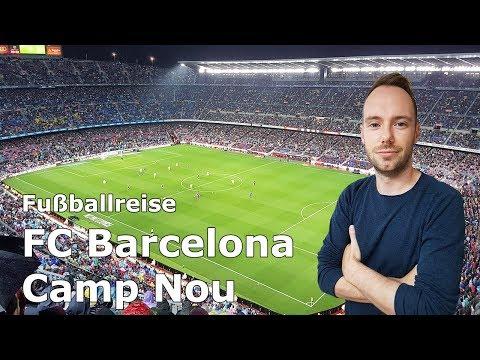 Fußballreise - FC Barcelona : FC Sevilla (Camp Nou) | Groundhopping