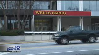 Wells Fargo branches closing
