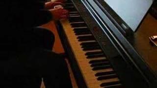 Insane blues piano by Dan Burnett