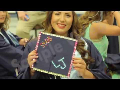North Pike Senior High School Graduation 2015