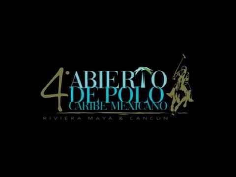 Mexican Caribbean Open Polo 4th edition 2018