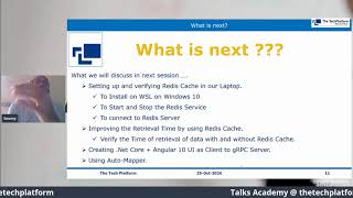 gRPC Service | Session 4 | Talks Academy