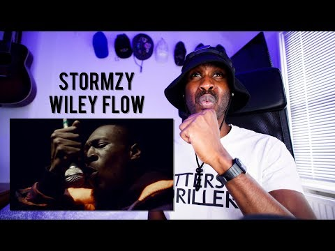 STORMZY - WILEY FLOW [Reaction] | LeeToTheVI