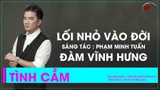 Gambar cover Lối Nhỏ Vào Đời - Đàm Vĩnh Hưng