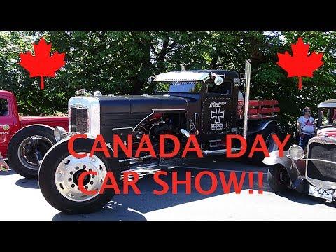 Canada Day Car Show!