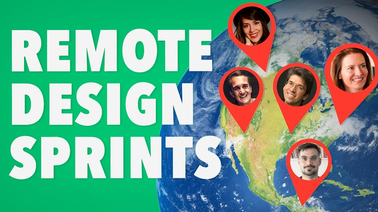 Remote Design Sprints - An Expert Discussion!