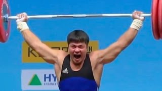 2009 World Weightlifting Championships, Men 94 kg \ Тяжелая Атлетика. Чемпионат Мира