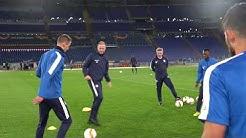 🎬Last training in Stadio Olimpico