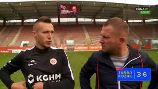 Turbokozak 2017/2018: Adam Matuszczyk|| Piłka nożna