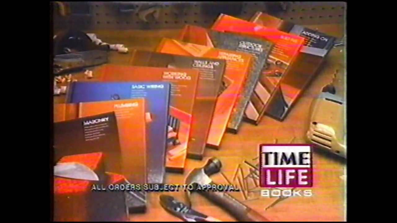 Time Life Books Home Repair and Improvement (1983 ...