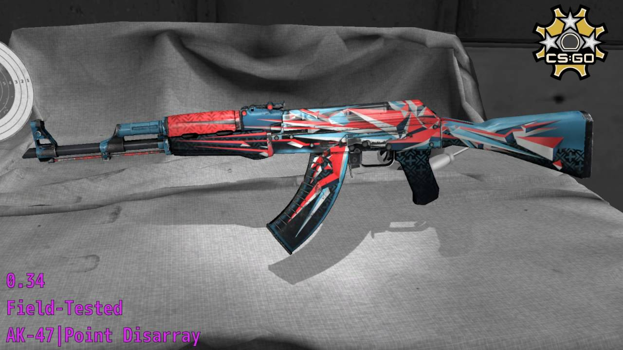 Ak 47 point disarray csgo betting lo spaccone del betting sites